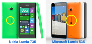 Nokia Lumia vs Microsoft Lumia