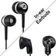In ear ed Earbuds